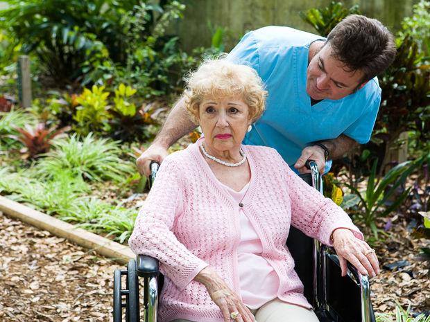 Реабелитация престарелых