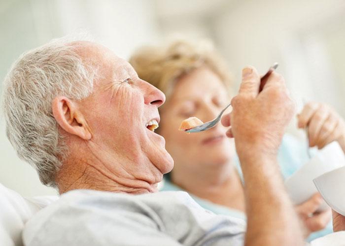 Питание для престарелых